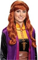 Frozen 2: Anna Adult Wig