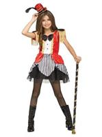 Girls Big Top Beauty Costume