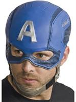 Avengers: Endgame Adult Captain America 3/4 Mask