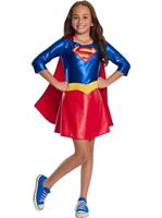 Dc Super Hero Girls Supergirl Deluxe Costume