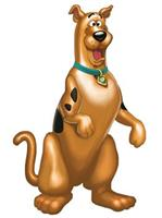 Scooby-Doo Inflatable Fancy Dress Costume for Kids