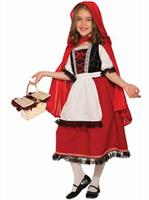 Deluxe Lil' Red Riding Hood - Xl Costume