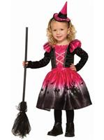 Deluxe Spooky Witch Costume