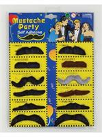 Moustache Card-12/Cd