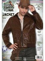 1940'S Men'S Bomber Jacket Costume