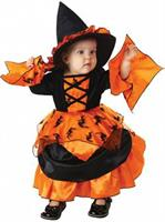 Girls Amelia The Witch Costume