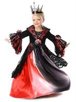 Girls Valentina The Vampire Costume