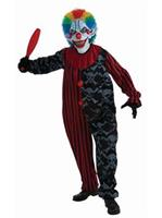 Creepo The Clown Costume