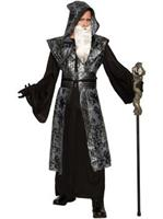 Wicked Wizard - Plus Costume