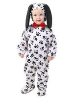 Toddler Dudley the Dalmation Costume(12/18M)