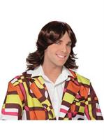 Adult 70S Dude Wig(OS)