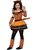 Child Tiger Cub Costume