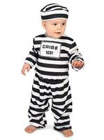 Child Doin Time Infant Costume