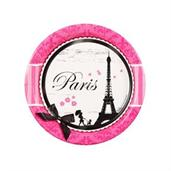 Paris Damask Dessert Plates