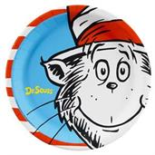 Dr. Seuss The Cat in the Hat Plates