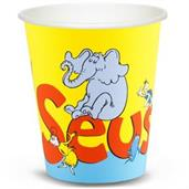 Dr. Seuss 9 oz. Paper Cups (8)
