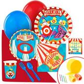 Carnival Party Supplies & Decorations