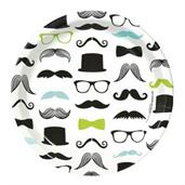 Mustache Man Party Supplies and Decorations