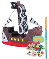 Pirate Ship Pinata Kit