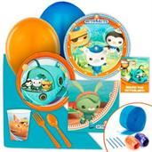 Octonauts Party Supplies and Decorations