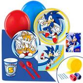 Sonic Value Party Pack