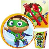 Super Why Party Kits