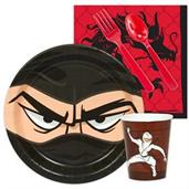 Ninja Party Supplies and Decorations