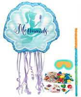 Mermaids Under the Sea Pinata Kit