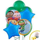 Super Why! Balloon Bouquet