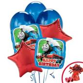 Thomas the Tank Happy Birthday Balloon Bouquet
