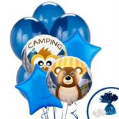 Let's Go Camping Balloon Bouquet