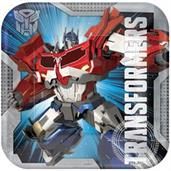Transformers Party Supplies & Decorations Red