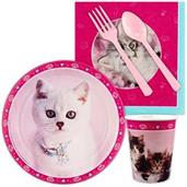 Cat Party Supplies & Decorations
