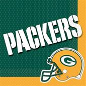 Green Bay Packers Lunch Napkins (16)