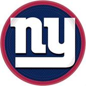 New York Giants Dinner Plates (8)
