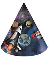 Space Blast Cone Hats