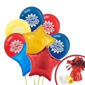 Transformers Balloon Bouquet