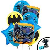 Batman Balloon Bouquet
