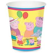 Peppa Pig 9oz Cups