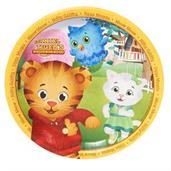 Daniel Tiger's Neighborhood - Dinner Plates