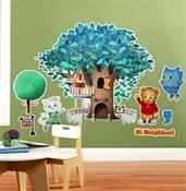Daniel Tiger's Neighborhood - Giant Wall Decals
