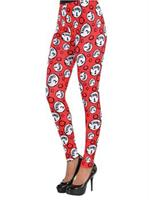Dr. Seuss Womens Thing 1 & 2 Leggings(STD)