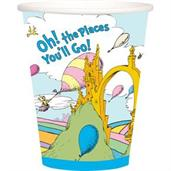 Oh The Places You'll Go 9oz Cups
