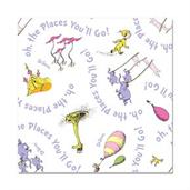 Oh The Places You'll Go Lunch Napkins