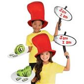 Dr. Seuss Green Eggs and Ham Costume Accessory Kit