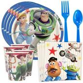 Toy Story 4 Tableware Kit (Serves 8) (U)