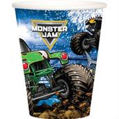 Monster Jam Grave Digger Party 9 oz. Paper Cups (8)