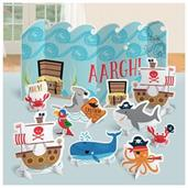 Ahoy Birthday Table Decorating Kit