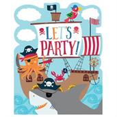 Ahoy Birthday Invitations (8)