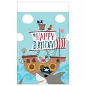 Ahoy Birthday Tablecover